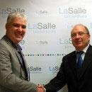 La Salle BCN alcanza un acuerdo de colaboración con SURGE (21/03/2013)